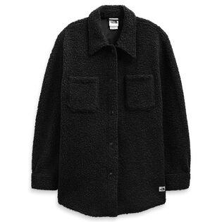 Women's Wool Harrison Shirt Jacket