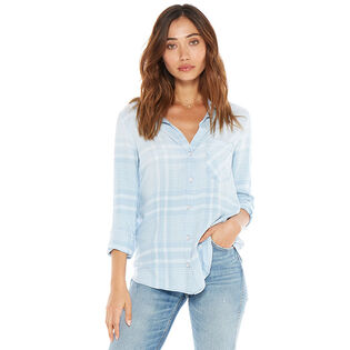Women's Leon Pocket Button-Down Shirt