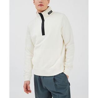 Men's Compact Half-Zip Sweatshirt