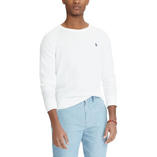 Men's Cotton Spa Terry Sweatshirt
