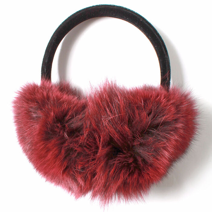 Women's Fur Earmuff