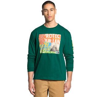 T-shirt à motif Rogue pour hommes