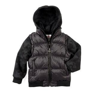 Boys' [2-10] Turnstile Convertible Jacket