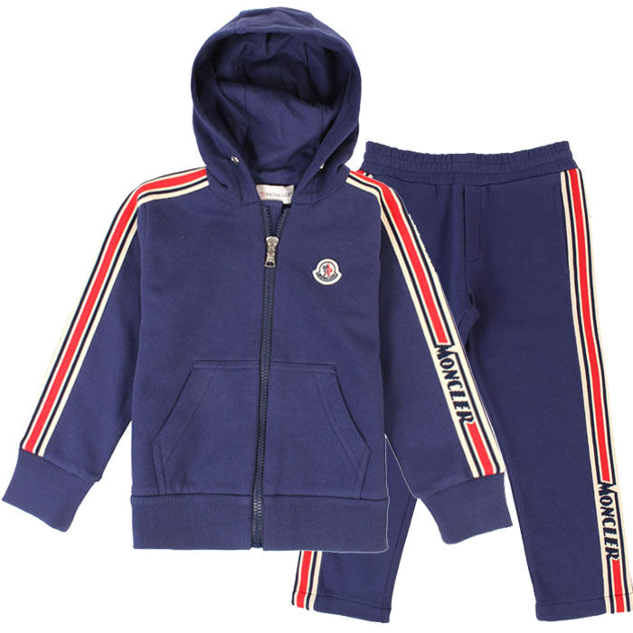 Boys' [4-6] French Terry Two-Piece Tracksuit