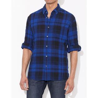 Men's Window Plaid Shirt