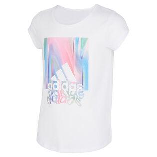 Junior Girls' [8-16] Scoop Neck T-Shirt