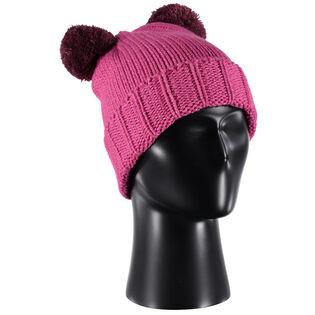 Junior Girls' Pom Pom Hat