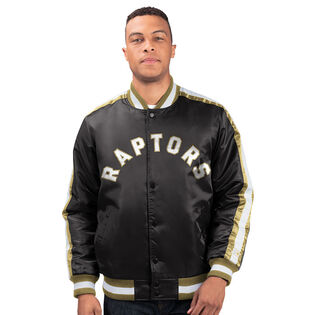 Men's Toronto Raptors Champions Satin Jacket