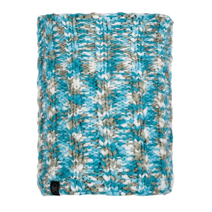 Livy Aqua Knitted Neckwarmer