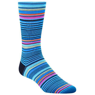 Men's Yarn Stripe Sock