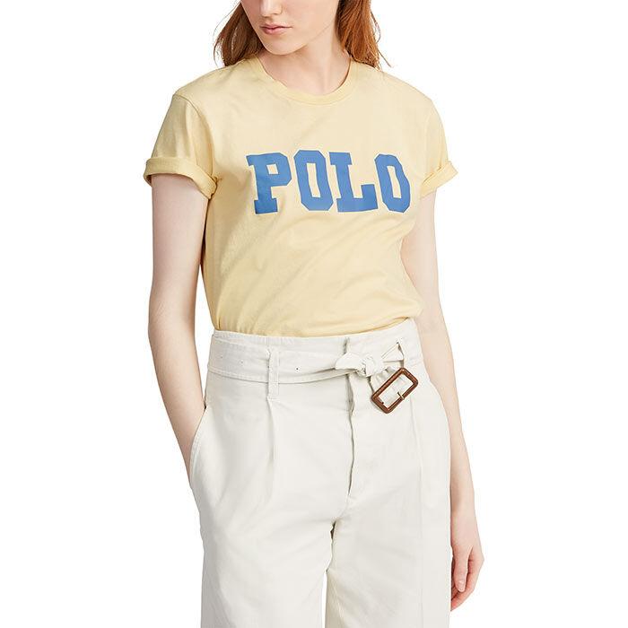 T-shirt Polo Big Fit en coton pour femmes