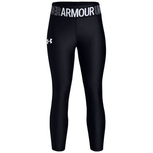 Collant court HeatGear Armour® pour filles juniors [7-16]
