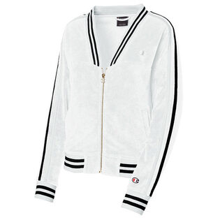 Women's Terry Warm Up Jacket