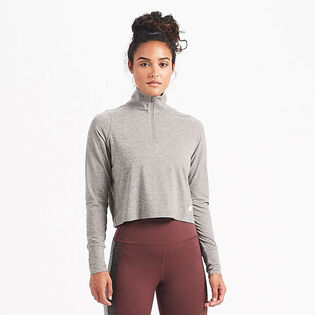 Women's Crescent Half-Zip Top
