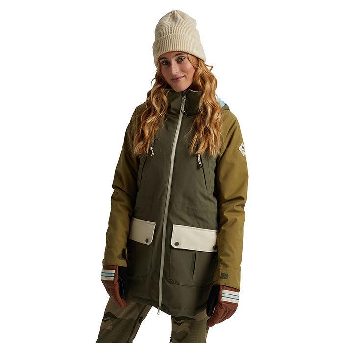 Women's Prowess Snowboard Jacket