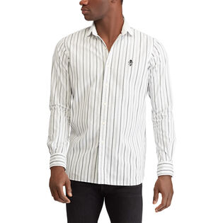 Men's Classic Fit Striped Shirt