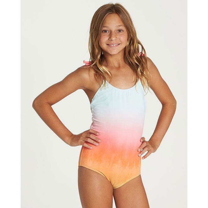 Make A Splash SO Girl Americana One Piece Swimsuit