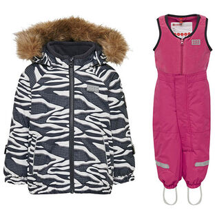 Girls' [2-4] Jessica 705 + Pan 703 Two-Piece Snowsuit