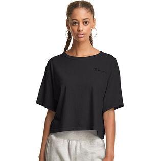 Women's Lightweight Cropped T-Shirt