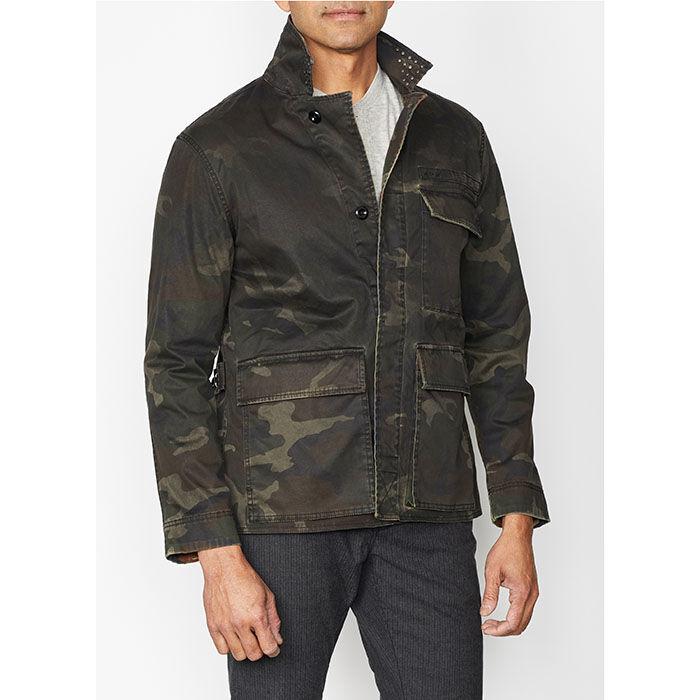 Men's Lydon Camo Jacket