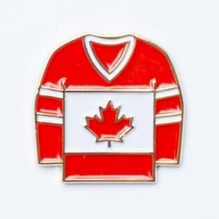 BROCHE DE L'ÉQUIPE DU CANADA