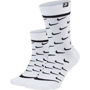 Chaussettes Sportswear S<FONT>N</FONT>K<FONT>R</FONT> Sox unisexe (Paquet de 2)
