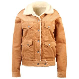 Women's Woodstone Cord Reversible Jacket