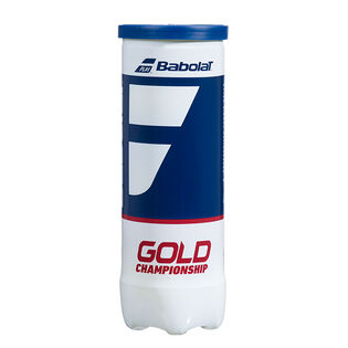 Balle de tennis Gold Championship