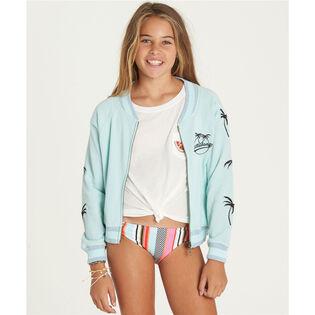 Junior Girls' [7-14] Girls Rule Jacket