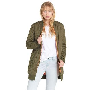 Women's Sharpen Bomber Jacket