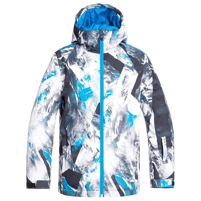 Manteau de neige Mission pour garçons juniors [8-16]