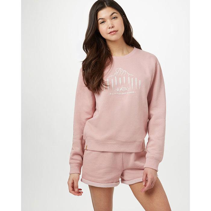 Women's Within Reach BF Crew Sweatshirt