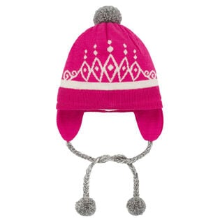 Girls' [2-6] Princess Below Zero Hat