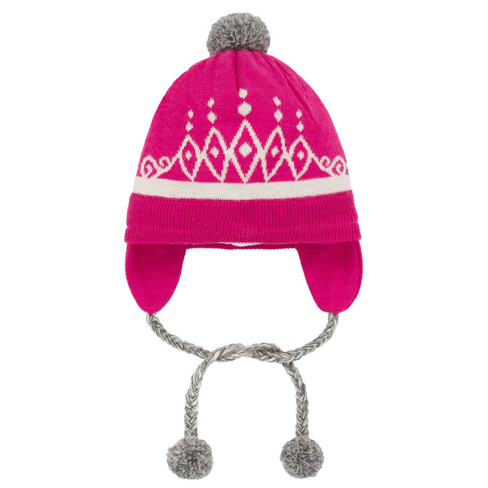 Girls' [2-6] Princess Below Zero Hat