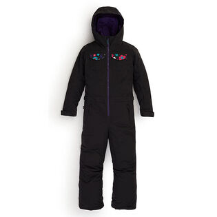 Junior Girls' [7-18] Game Piece One-Piece Snowsuit