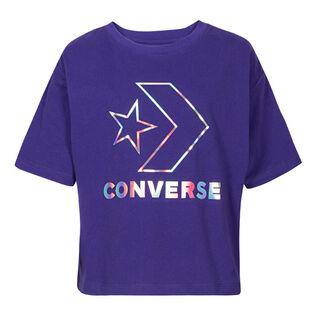 Girls' [4-6X] Star Chevron T-Shirt