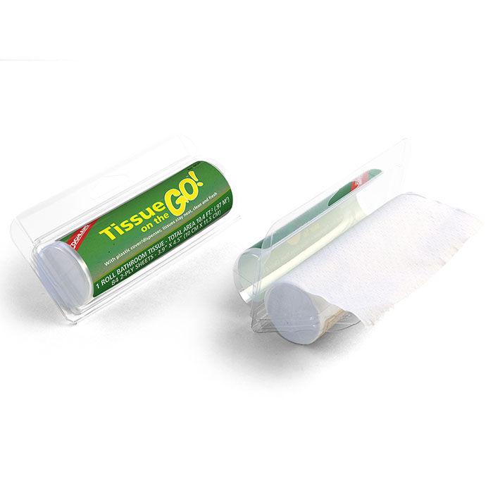 Papier hygiénique Tissue On The Go (paquet de 2)