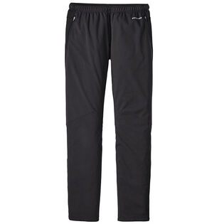 Pantalon coupe-vent à coquille souple pour hommes