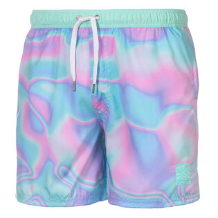 Men's Hologram Swim Trunk