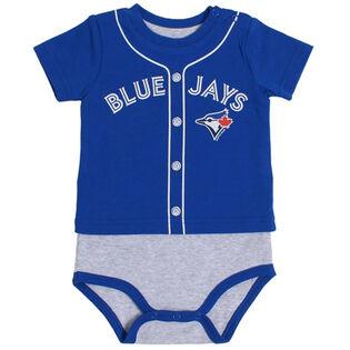 Babies' [6-24M] Blue Jays Jersey Bodysuit