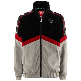 Men's Authentic Velour Track Jacket