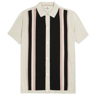 Men's Knit Mod Polo