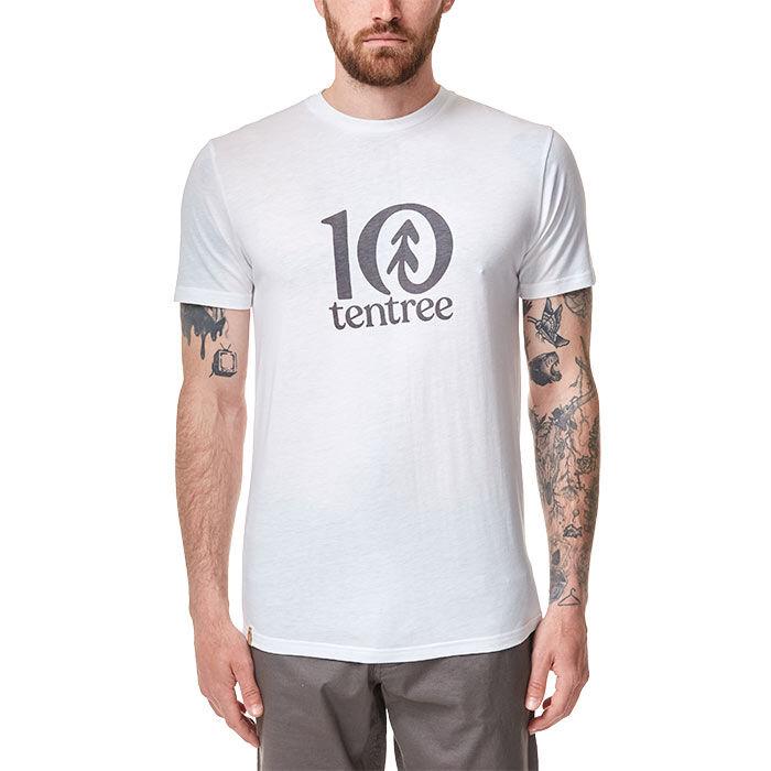 Men's Tentree Logo Classic T-Shirt