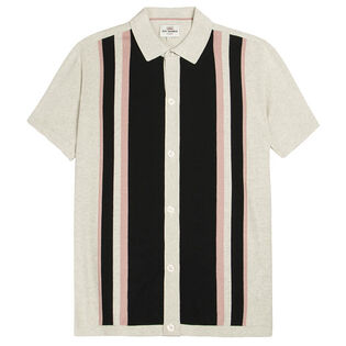 Men's Knit Mod Polo