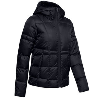 Women's Armour Down Hooded Jacket