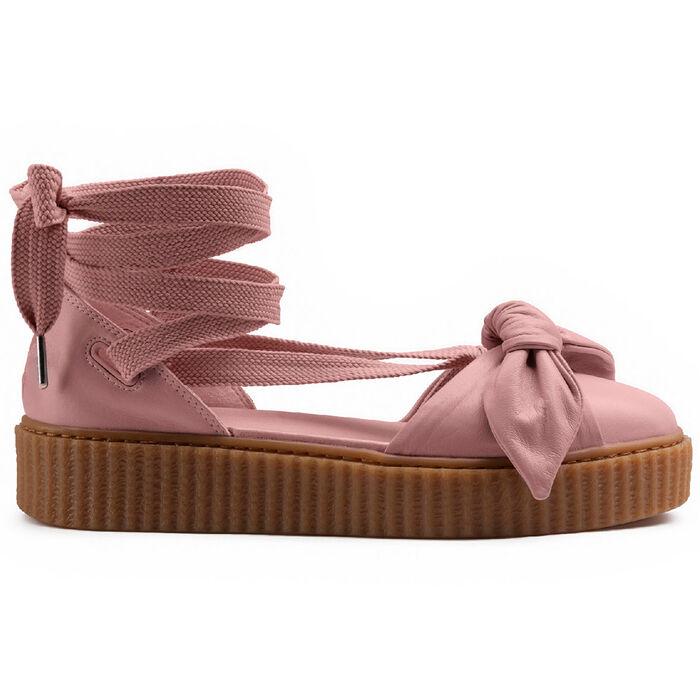 newest 9a120 8e816 Women\'s Bow Creeper Sandal