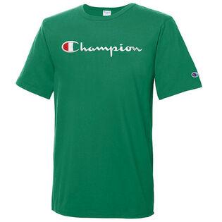 T-shirt Script Logo pour hommes