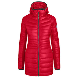 Women's HyBridge Lite Hooded Coat