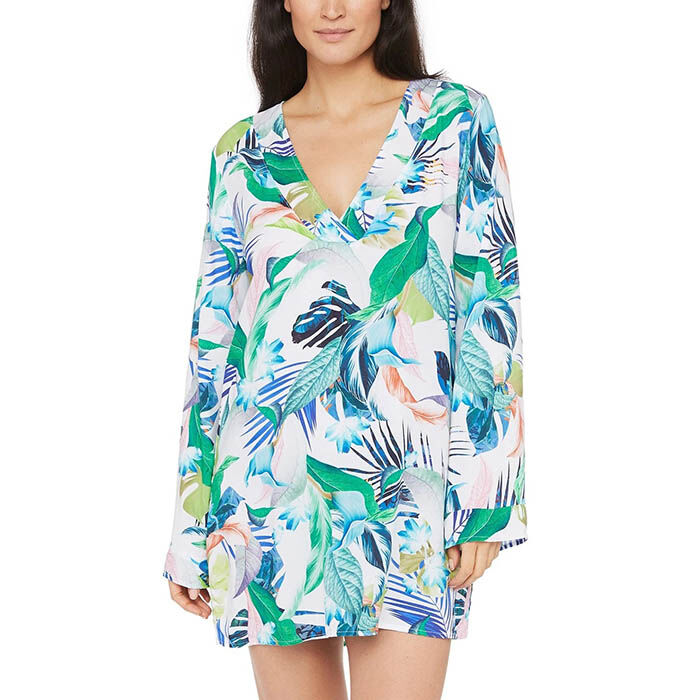 Women's In The Moment V-Neck Cover-Up Tunic