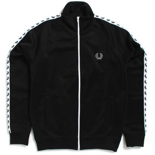 Men's Laurel Wreath Tape Track Jacket